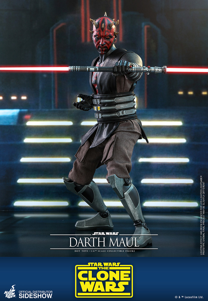 [Pre-Order] The Clone Wars - Darth Maul Movie Masterpiece