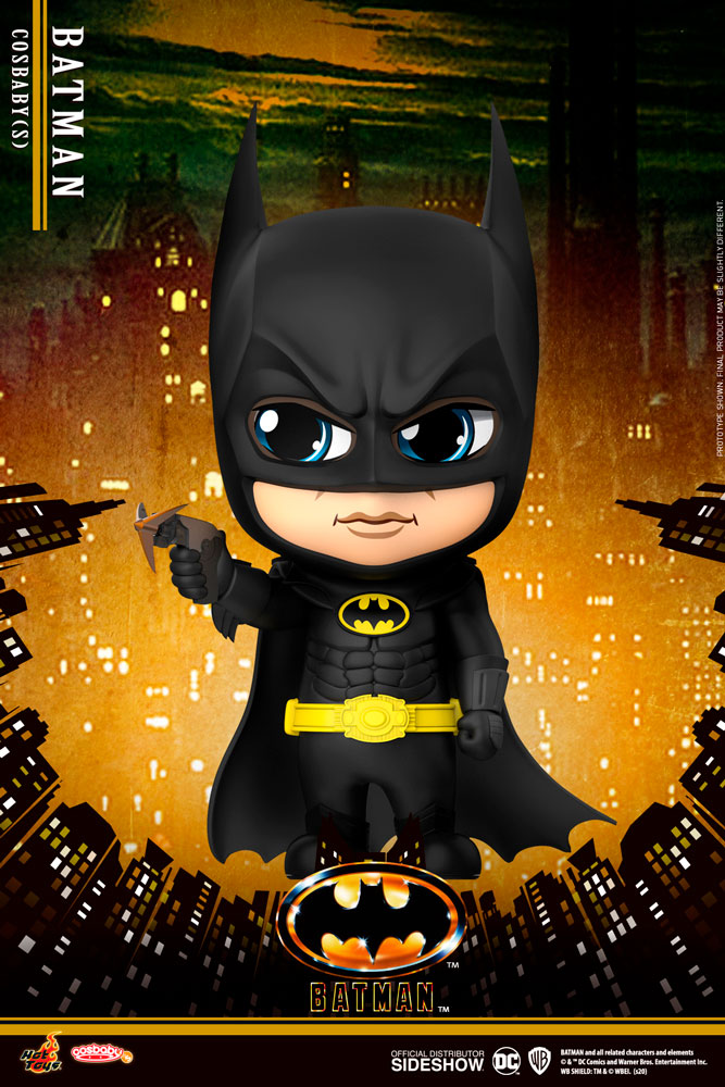 [Pre-Order] Cosbaby: Batman - Batman with Grappling Gun