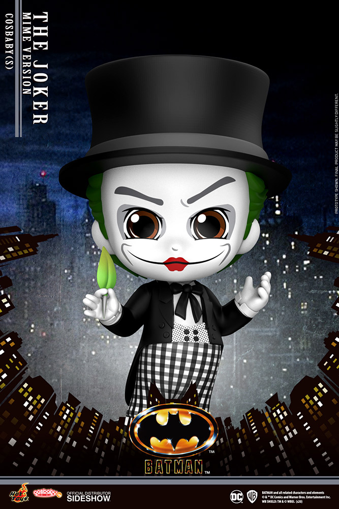 Cosbaby: Batman - The Joker (Mime Version)