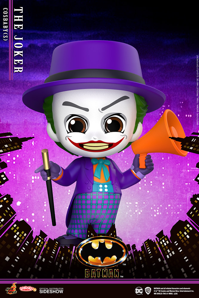 Cosbaby: Batman - The Joker