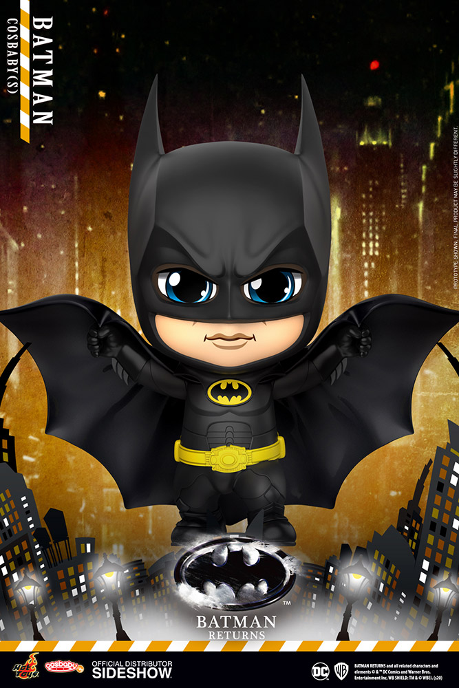 [Pre-Order] Cosbaby: Batman Returns - Batman