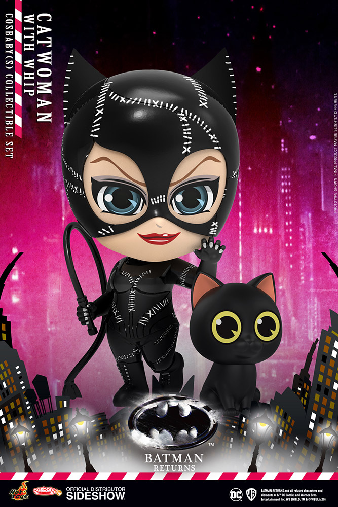 Cosbaby: Batman Returns - Catwoman with Whip