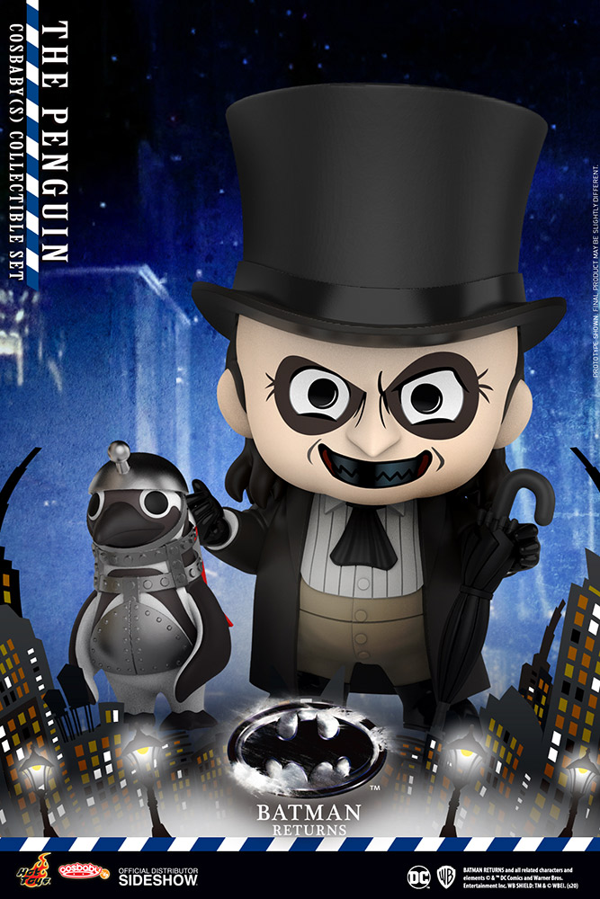 Cosbaby: Batman Returns - The Penguin