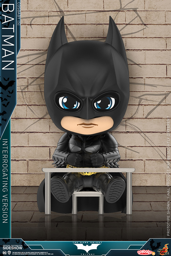 [Pre-Order] Cosbaby: Dark Knight - Batman (Interrogating Version)
