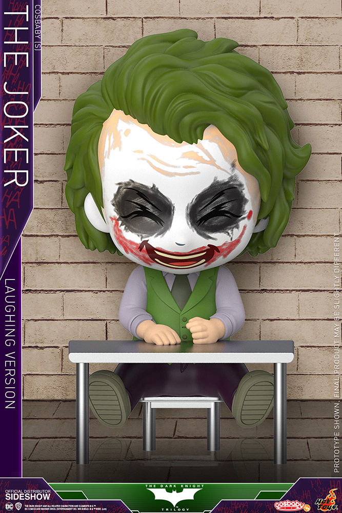 [Pre-Order] Cosbaby: Dark Knight - Joker (Laughing Version)