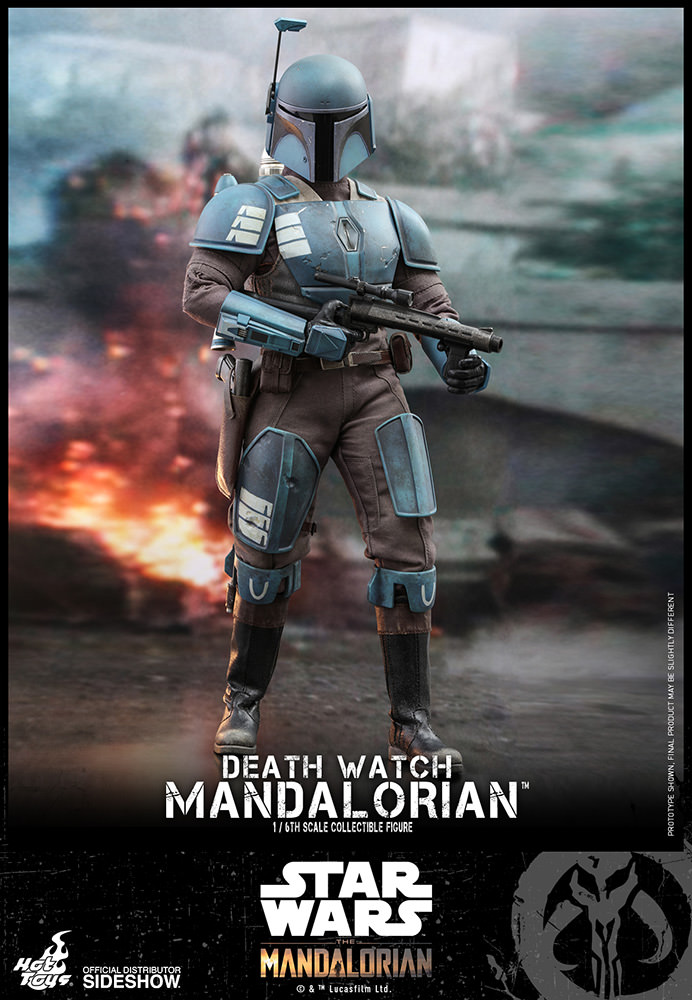 [Pre-Order] The Mandalorian - Death Watch Mandalorian Movie Masterpiece