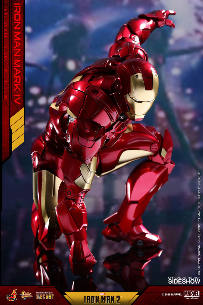 [Pre-Order] Iron Man Mark IV Diecast Movie Masterpiece - Click Image to Close