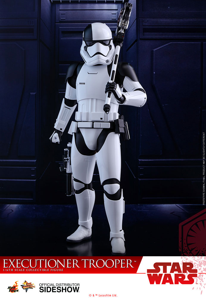 [Pre-Order] Episode VIII The Last Jedi - Executioner Trooper Movie Masterpiece