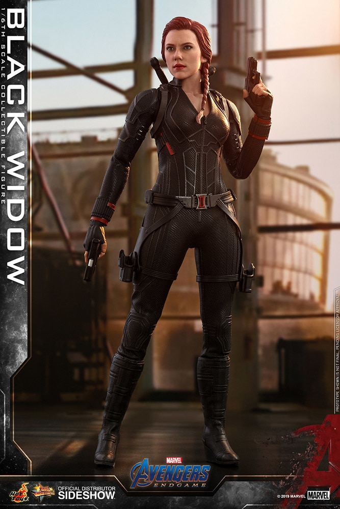 [Pre-Order] Avengers: Endgame - Black Widow Movie Masterpiece