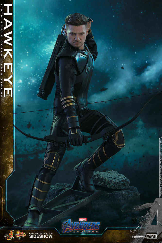 [Pre-Order] Avengers: Endgame - Hawkeye Movie Masterpiece