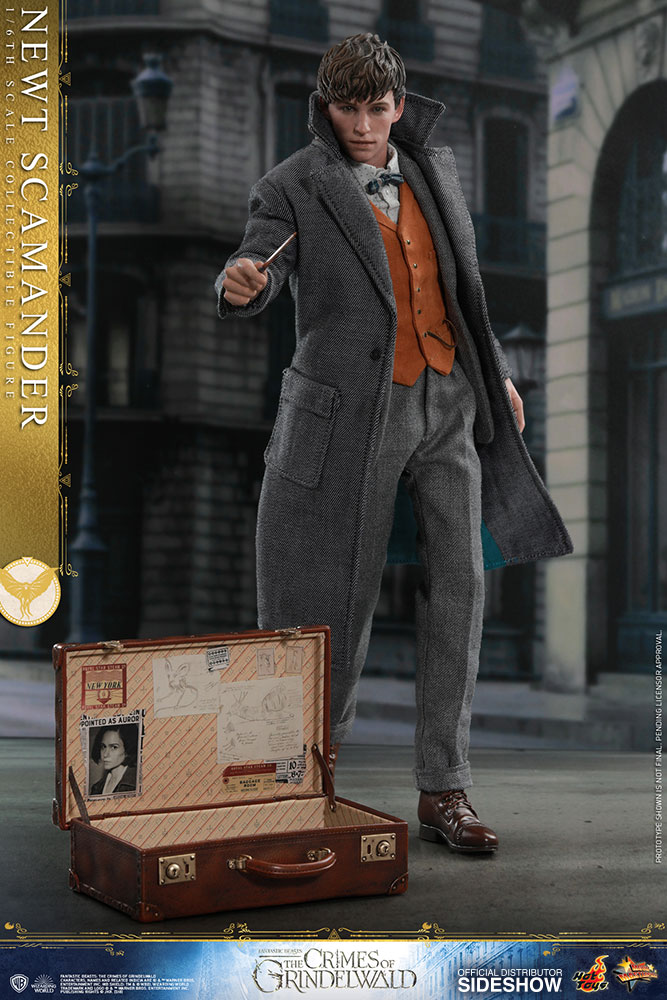 [Pre-Order] Fantastic Beasts - Newt Scamander Movie Masterpiece Series