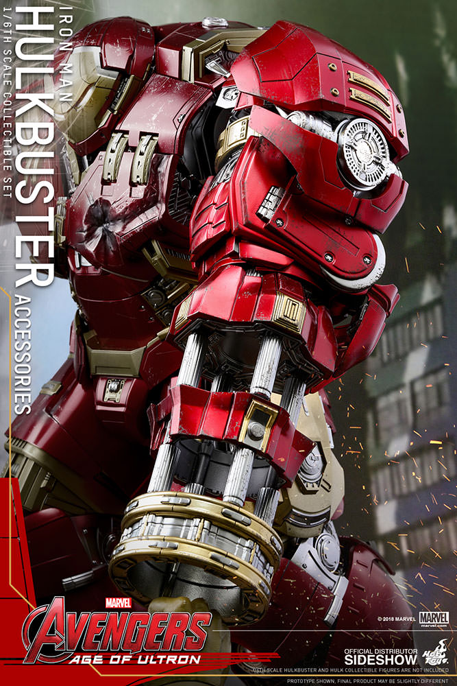 Avengers: Age of Ultron - Hulkbuster Accessories Collection Series
