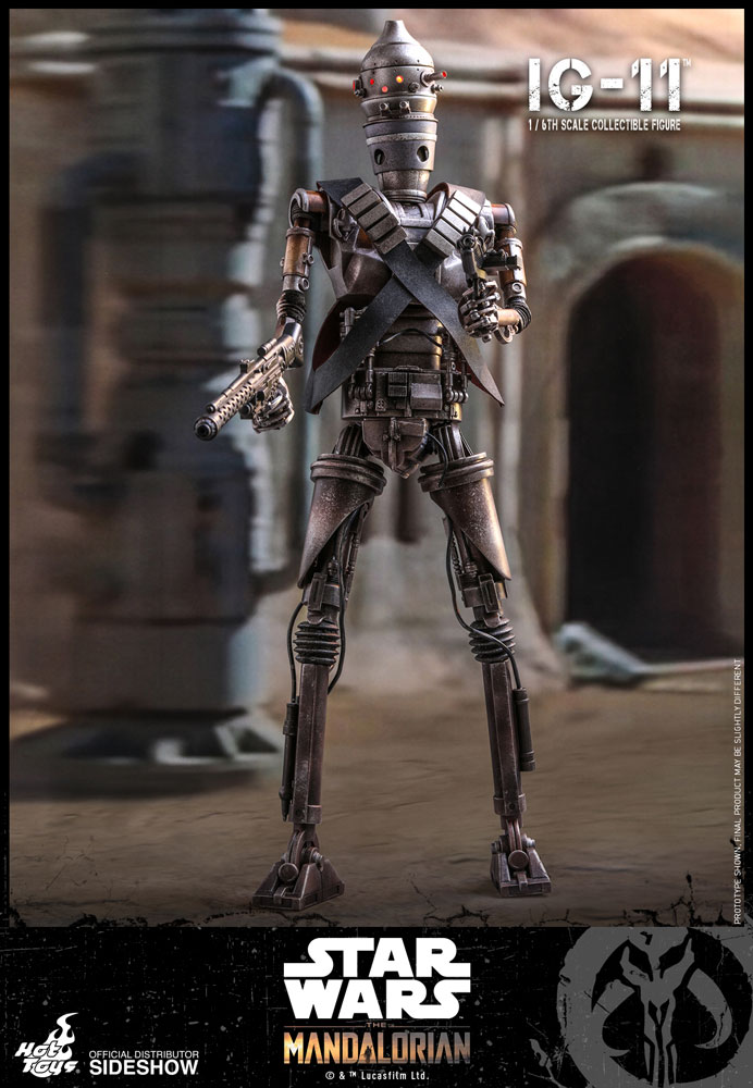[Pre-Order] The Mandalorian - IG-11 Movie Masterpiece