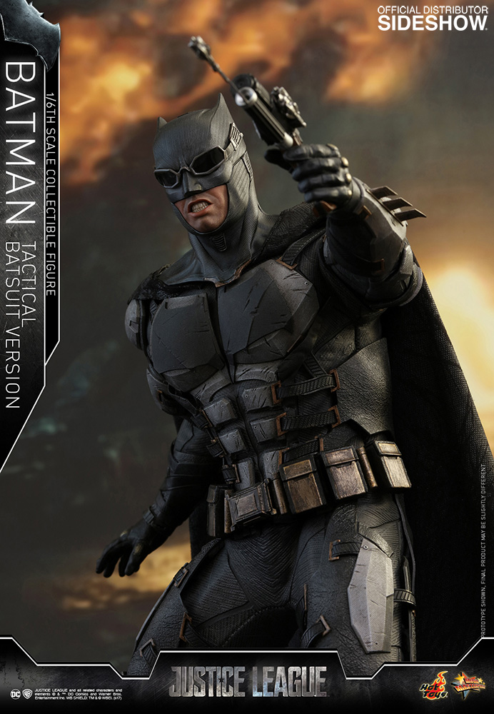 [Pre-Order] Justice League - Batman Tactical Batsuit Version Movie Masterpiece
