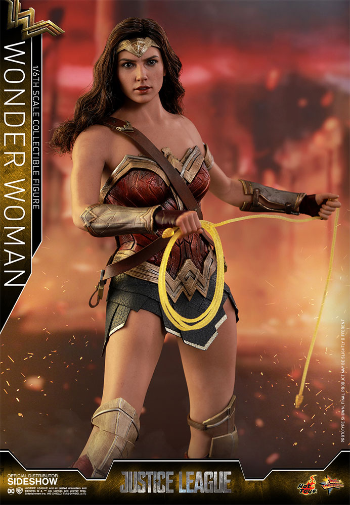 [Pre-Order] Justice League - Wonder Woman Movie Masterpiece - Click Image to Close