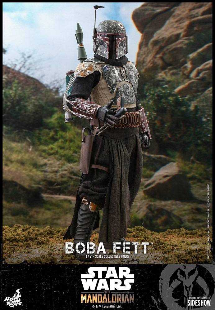 [Pre-Order] The Mandalorian - Boba Fett Movie Masterpiece