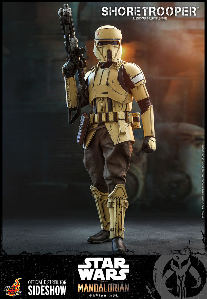 [Pre-Order] The Mandalorian - Shoretrooper Movie Masterpiece