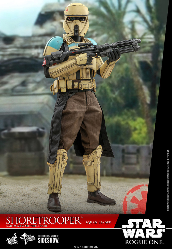 [Pre-Order] The Mandalorian - Shoretrooper Squad Leader Movie Masterpiece