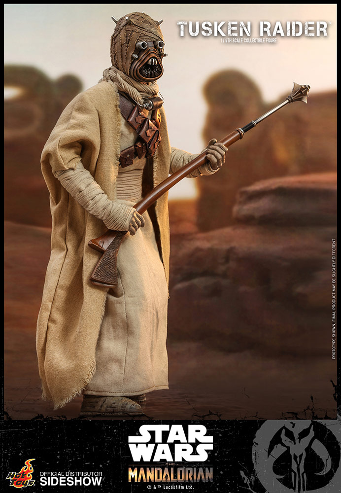 [Pre-Order] The Mandalorian - Tusken Raider Movie Masterpiece