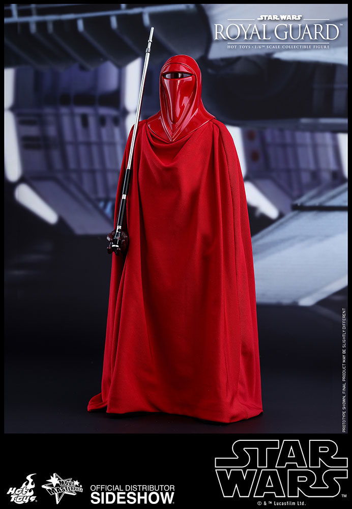 [Pre-Order] Episode VI Return of the Jedi - Royal Guard Movie Masterpiece