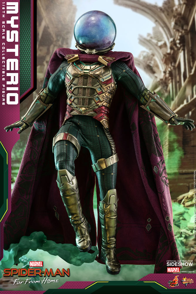 [Pre-Order] Spider-Man Far From Home - Mysterio Movie Masterpiece