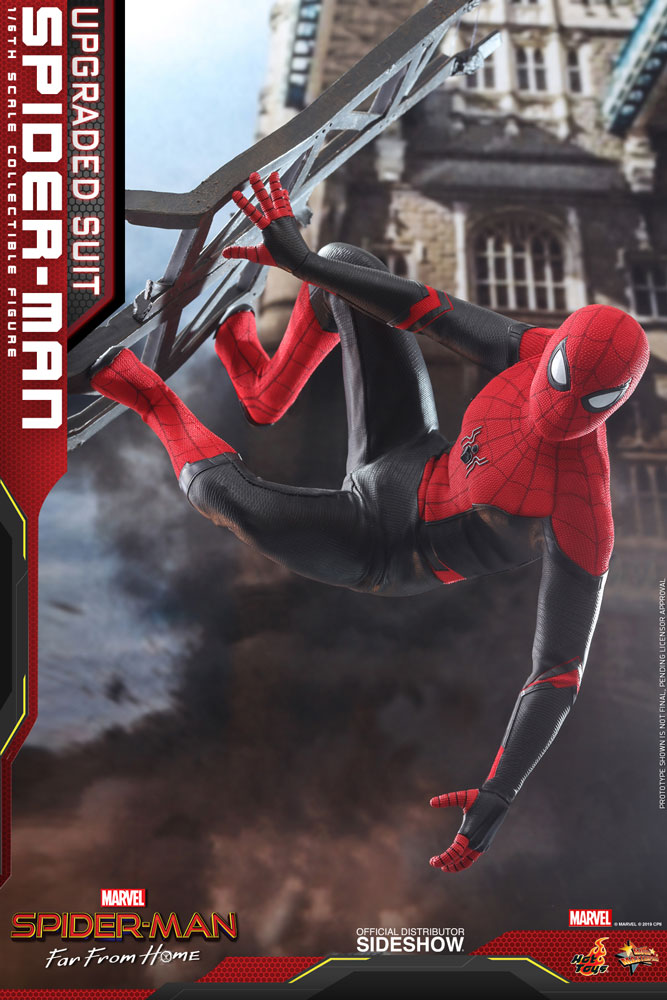 [Pre-Order] Spider-Man Far From Home - Spider-Man (Upgraded Suit) Movie Masterpiece
