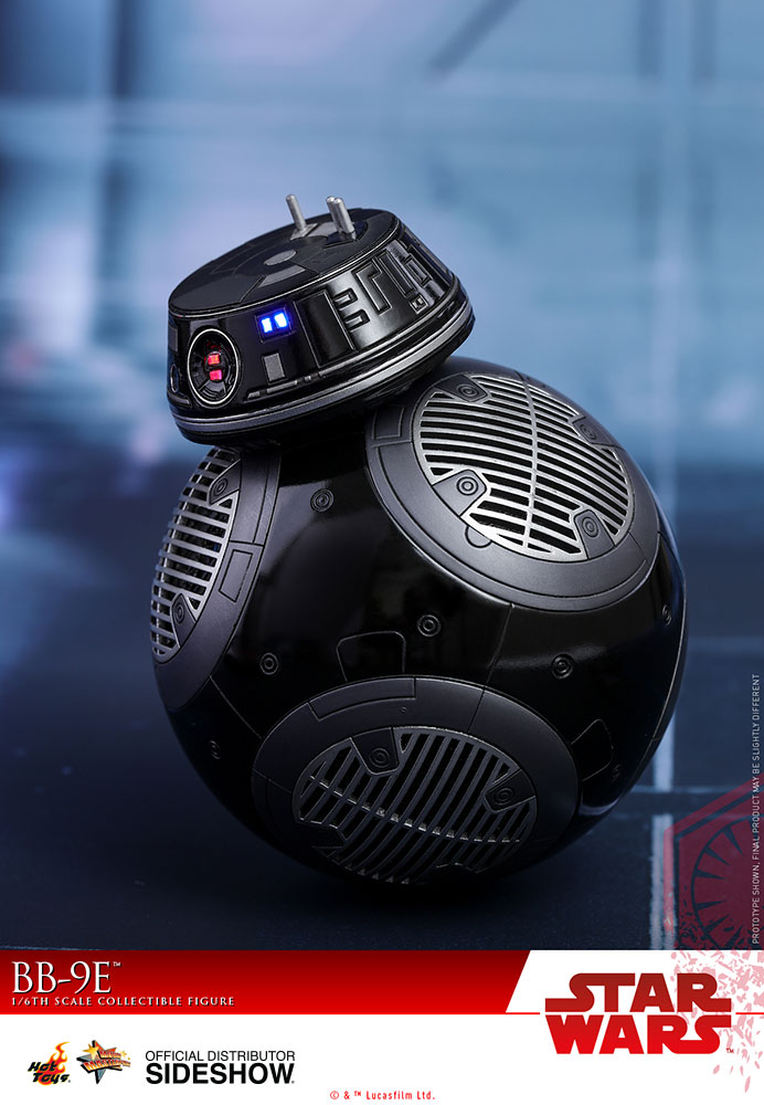 [Pre-Order] Episode VIII The Last Jedi - BB-9E Movie Masterpiece