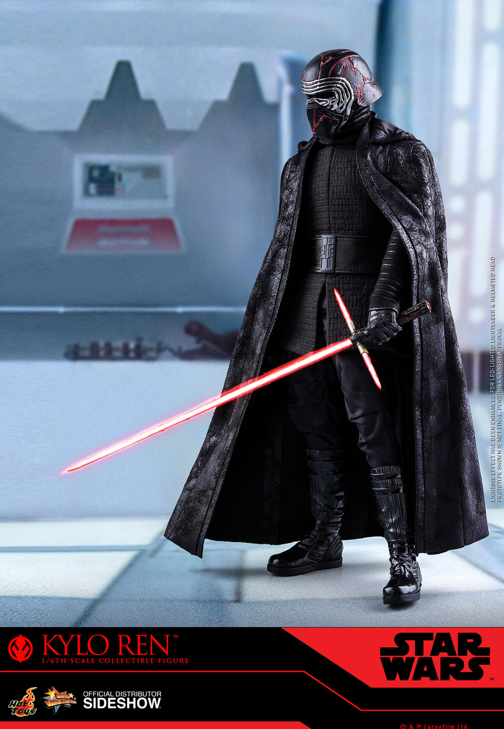 [Pre-Order] Episode IX The Rise of Skywalker - Kylo Ren Movie Masterpiece