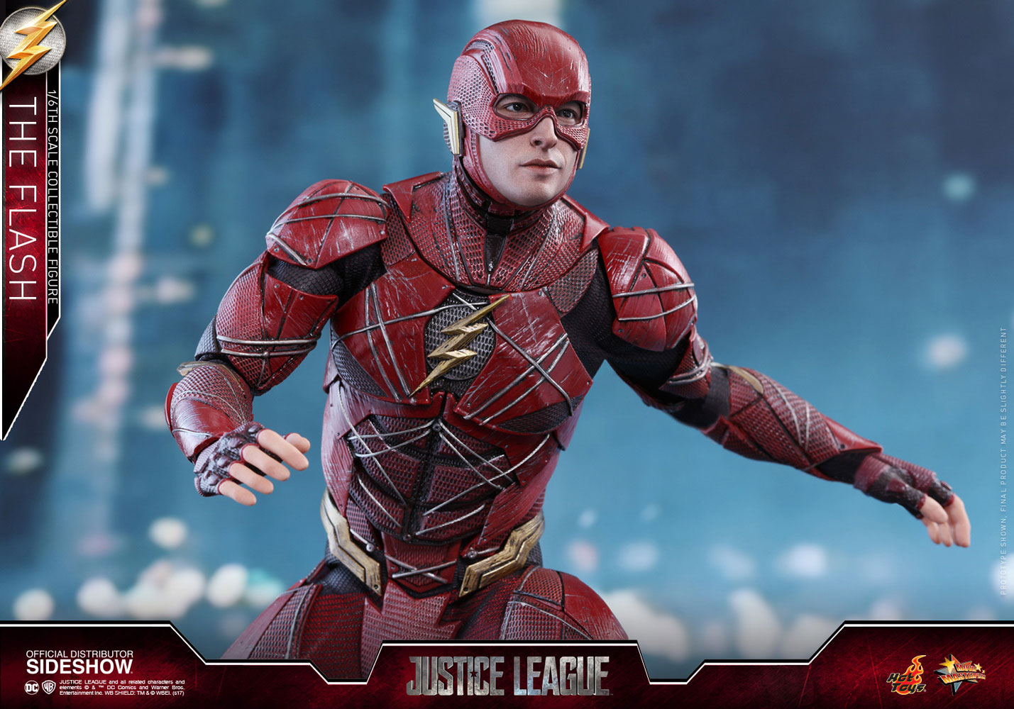 [Pre-Order] Justice League - The Flash Movie Masterpiece - Click Image to Close