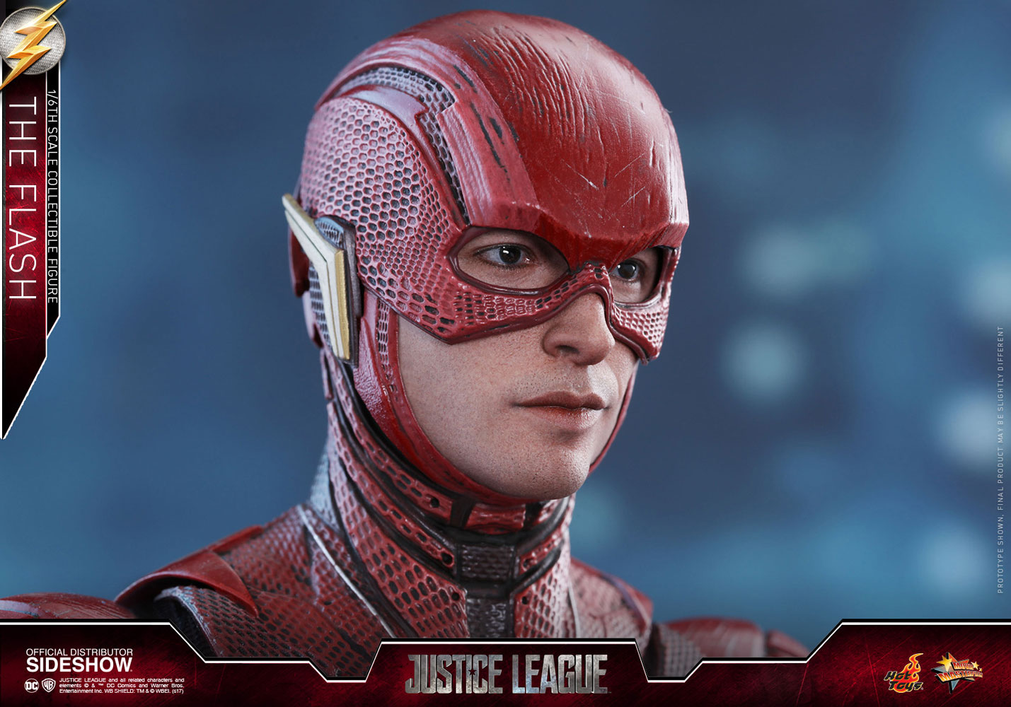 [Pre-Order] Justice League - The Flash Movie Masterpiece