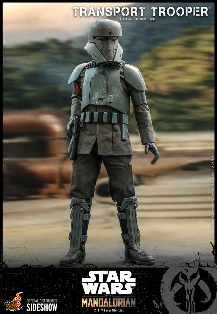 [Pre-Order] The Mandalorian - Transport Trooper Movie Masterpiece