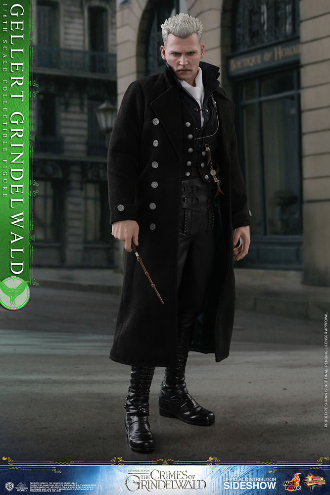 [Pre-Order] Fantastic Beasts - Gellert Grindelwald Movie Masterpiece Series