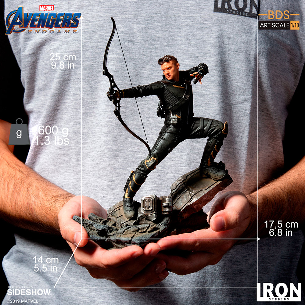 [Pre-Order] Art Scale 1:10 Battle Diorama Series: Hawkeye Statue