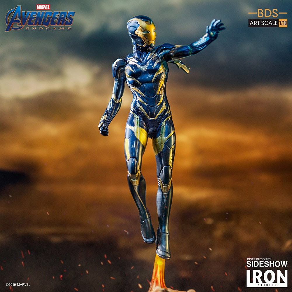 [Pre-Order] Art Scale 1:10 Battle Diorama Series: Pepper Potts in Rescue Suit Statue