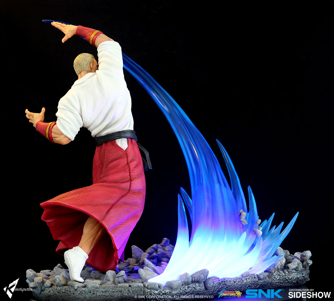 [Pre-Order] The King of Fighters Geese Howard Diorama