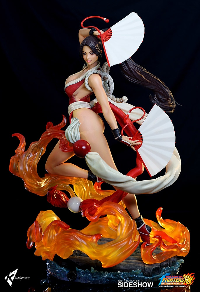 [Pre-Order] The King of Fighters Mai Shiranui Diorama Kinetiquettes