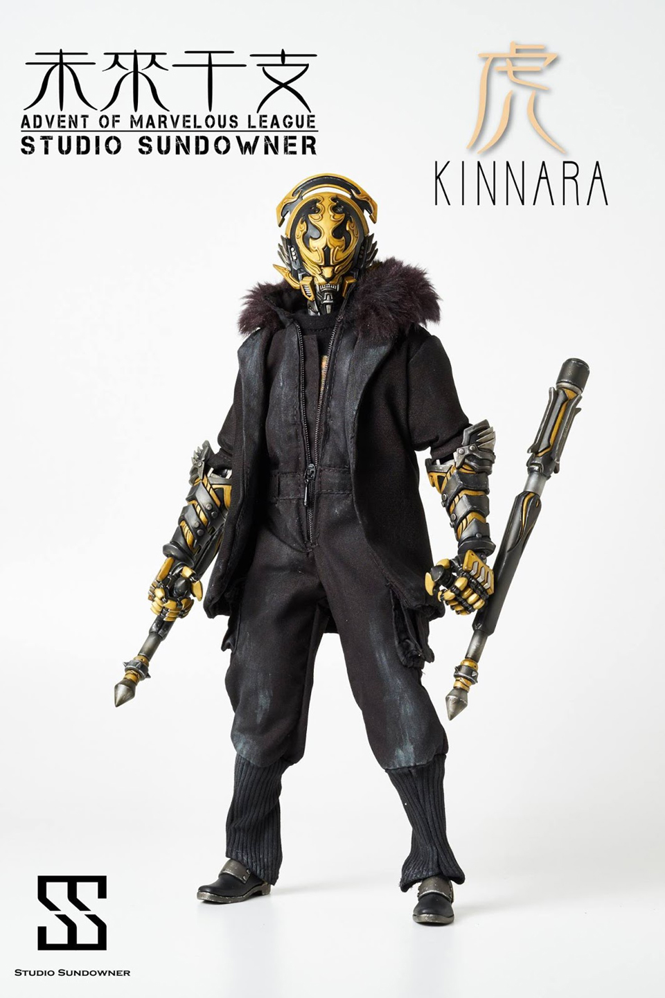 [Pre-Order] Advent of Marvelous League - Kinnara 1/6 Scale Collectible Figure