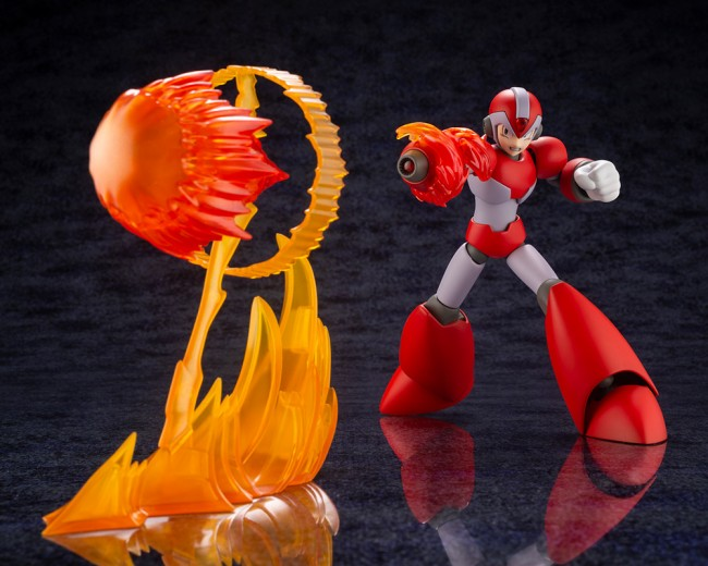 [Pre-Order] Mega Man X - X Rising Fire Ver. 1/12 Plastic Model Kit