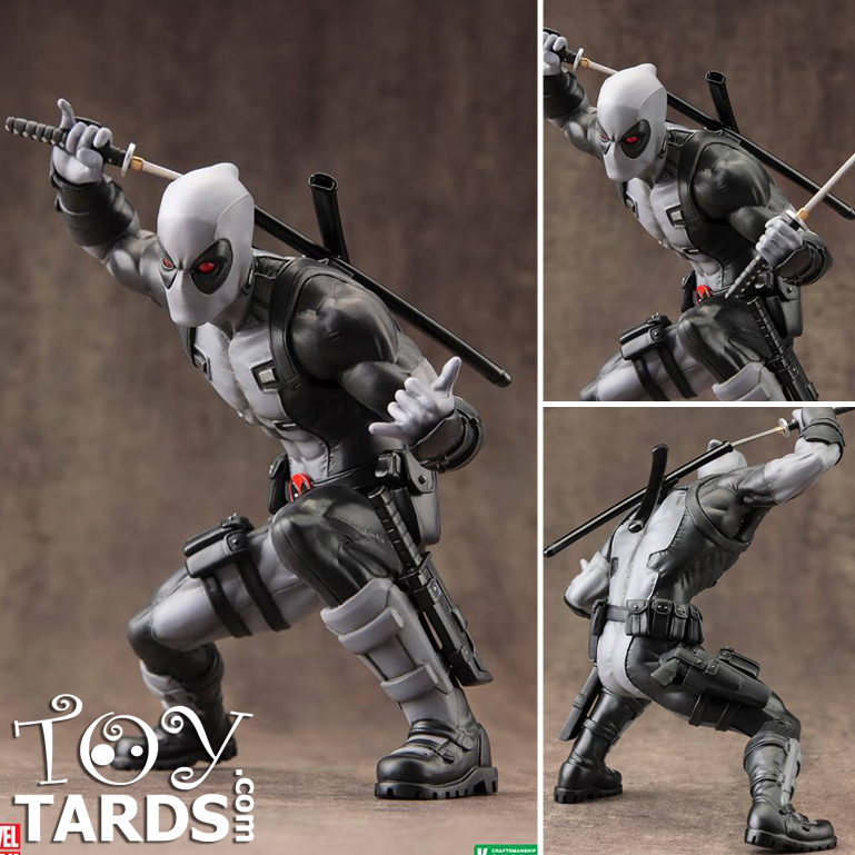 Marvel Avengers - Deadpool X-Force ARTFX+ Statue *Clearance