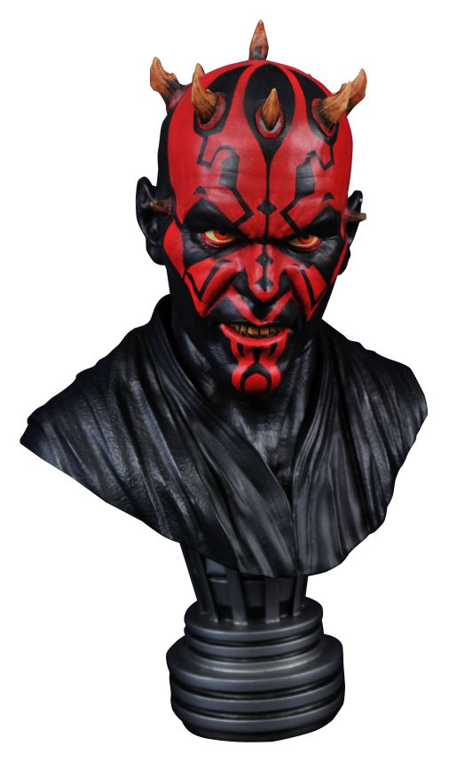 [Pre-Order] Star Wars Legends in 3D: Darth Maul