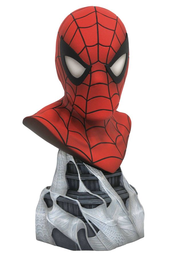 [Pre-Order] Legends in 3D - Comic Spider-Man 1/2 Scale Bust