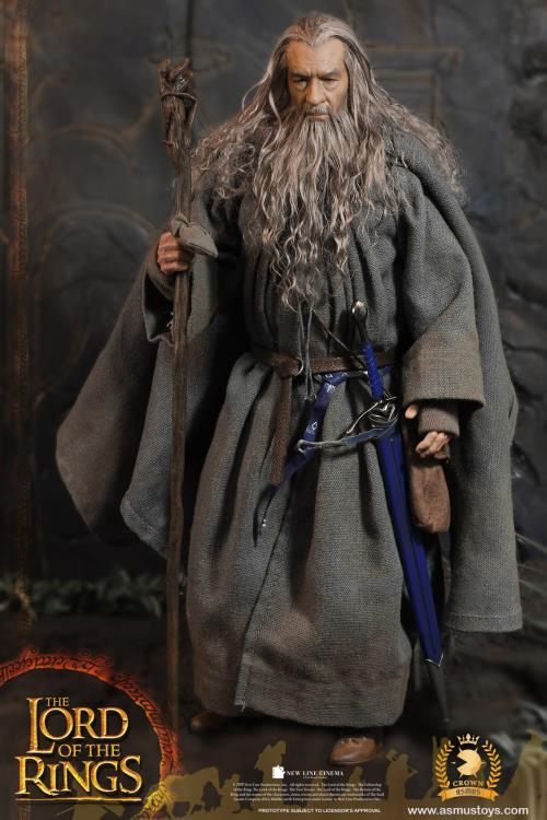[Pre-Order] Lord of the Rings - Gandalf the Grey Crown Series 1/6 Scale Figure