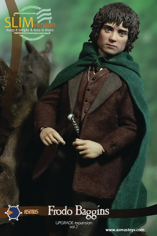 Lord of the Ring - Frodo Slim Ver. 1/6 Scale Figure
