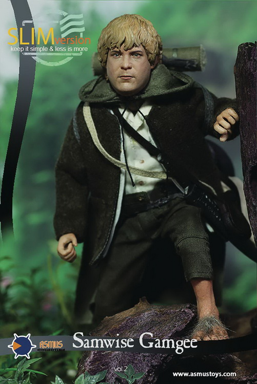 [Pre-Order] Lord of the Ring - Sam Slim Ver. 1/6 Scale Figure