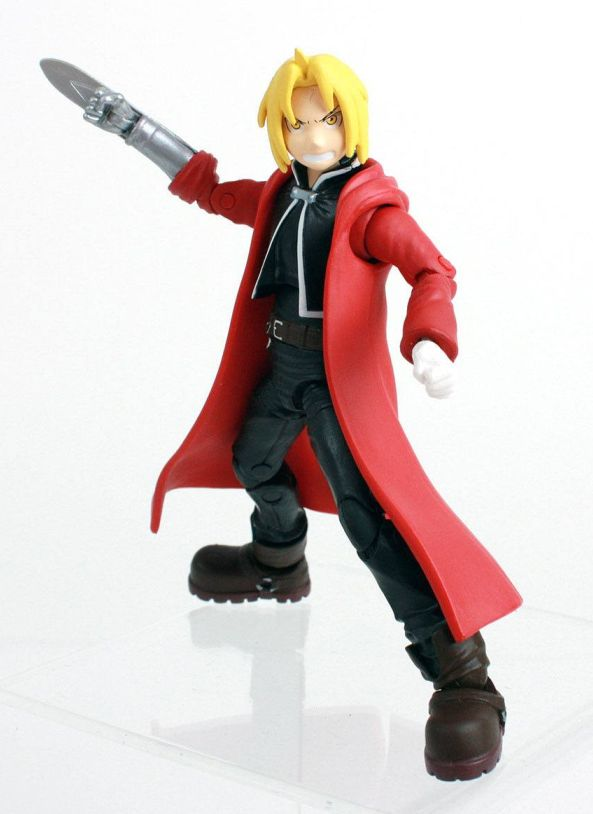 [Pre-Order] BST AXN figures - Edward Elric