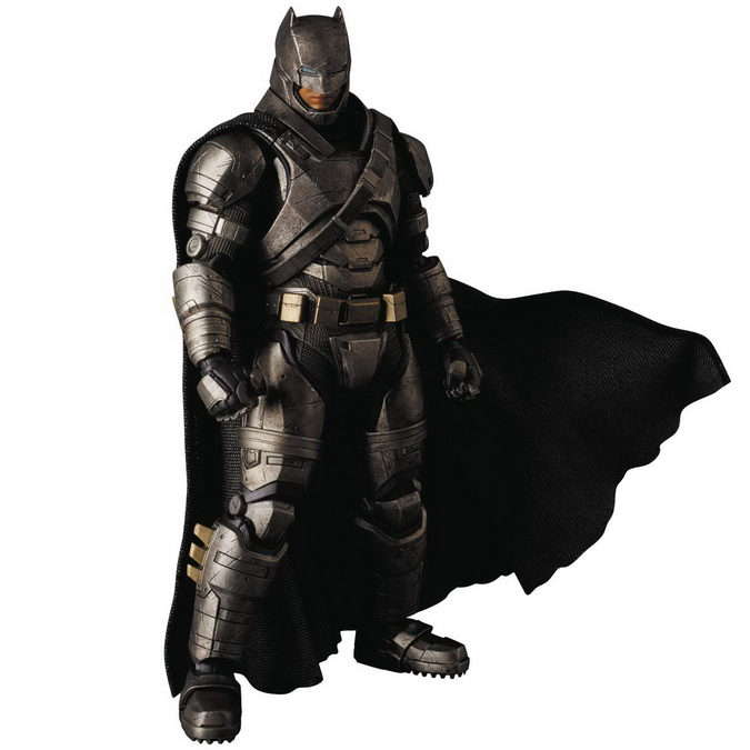 MAFEX: Batman v. Superman: Dawn of Justice - Armored Batman