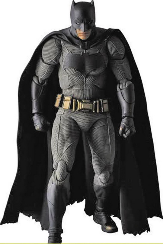 MAFEX: Batman v. Superman: Dawn of Justice - Batman