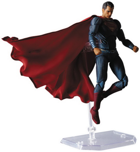 MAFEX: Batman v. Superman: Dawn of Justice - Superman