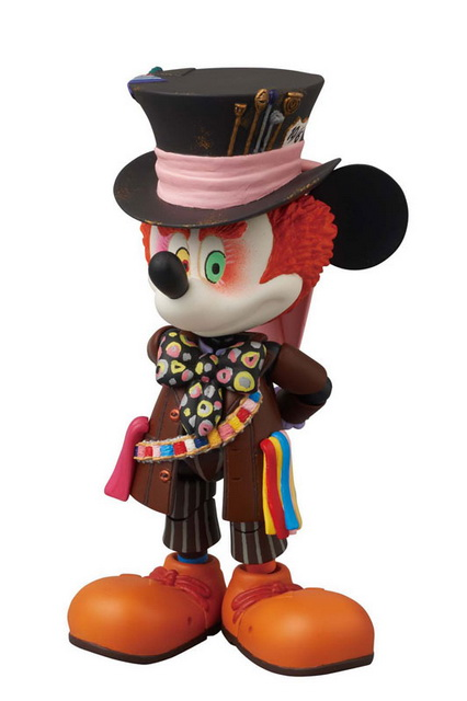 Miracle Action Figure - Mad Hatter