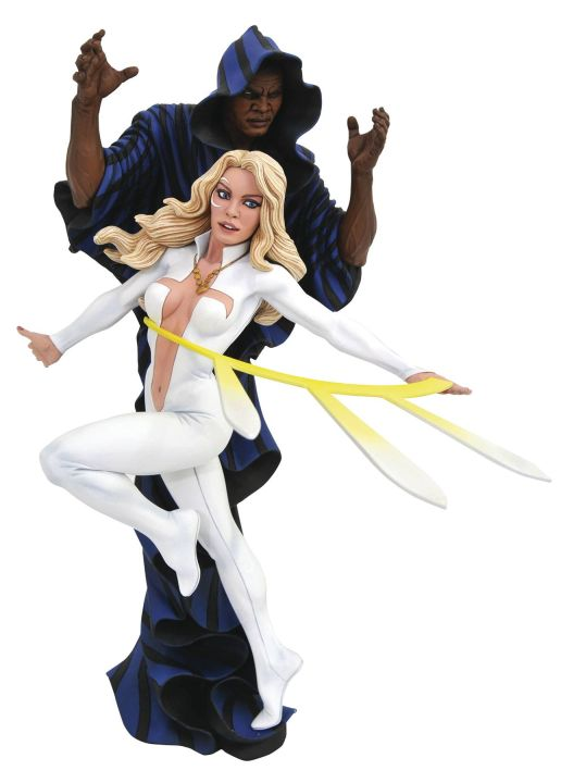 Marvel Gallery - Cloak and Dagger Statue